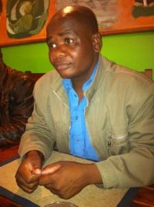 Author Ndzimu Unami Emmanuel Moyo