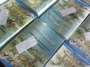 Kalanga books