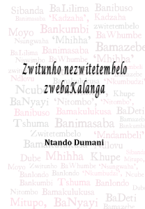 Zwitunho. cover